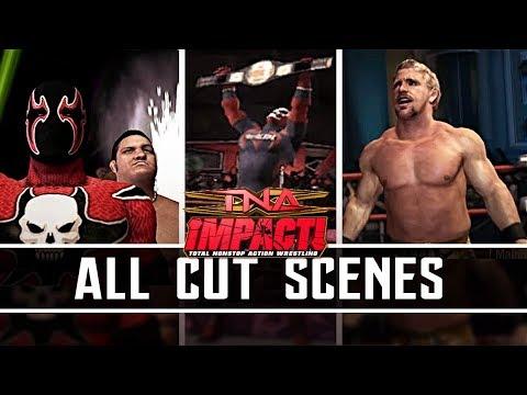 TNA Impression | All Tale Mode Cutscenes Tubby Movie PS3/Xbox 360/PS2 1080p HD