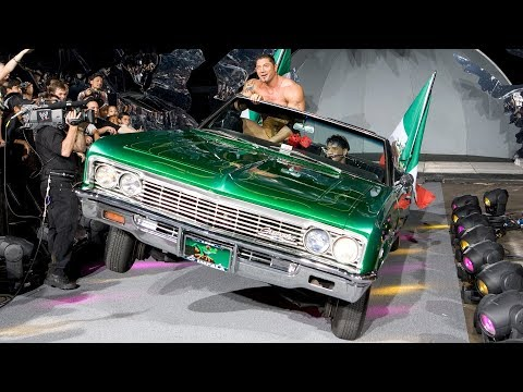 8 Coolest WWE Automobile Entrances