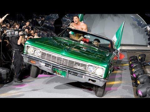 8 Coolest WWE Automobile Entrances