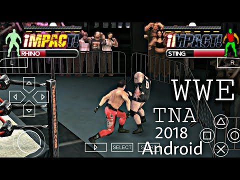 Download WWE TNA Influence Wrestling Sport In Android Cell Mobile phone | WWE TNA Influence Gameplay