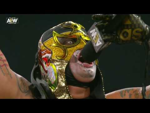 Lucha Brothers impart Younger Bucks: AEW Fight for the Fallen