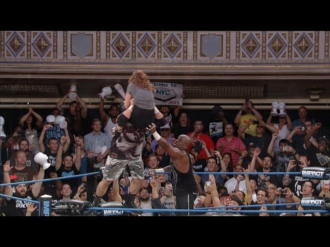Does Bully Ray Note By On His Promise to Keep Dixie Carter By a Table?? (Aug 7, 2014)