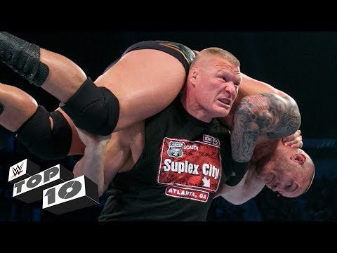 Brock Lesnar's greatest SmackDown moments: WWE Prime 10, Sept. 23, 2019