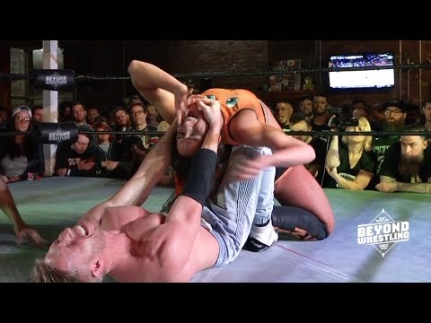 [Free Match] Orange Cassidy vs. Kylie Rae | Beyond Wrestling #UnchartedTerritory (AEW, Intergender)