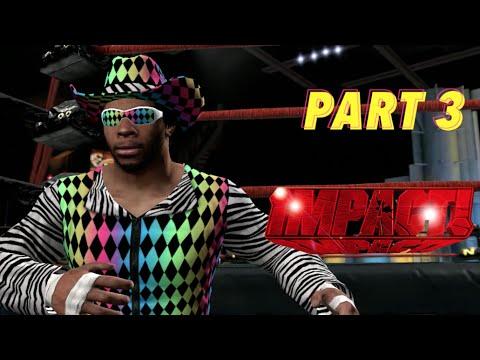 John Cena meets Dim Machismo! – TNA Impact Half 3