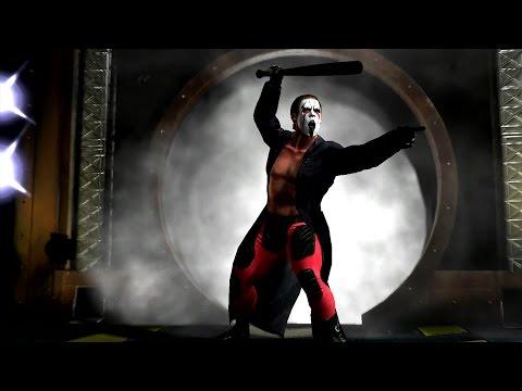 Sting: TNA iMPACT!