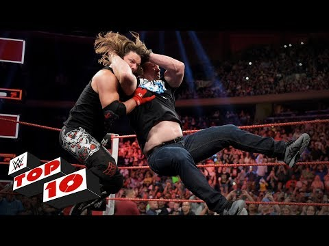 Top 10 Raw moments: WWE Top 10, Sep. 9, 2019