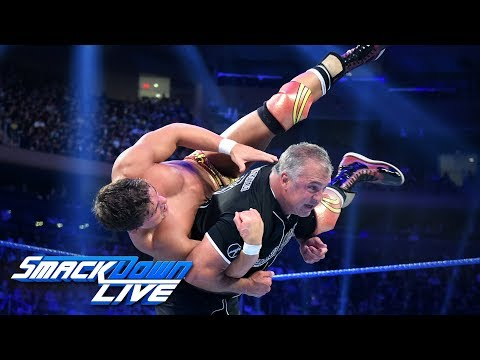 Chad Gable vs. Shane McMahon – King of the Ring Semifinal Match: SmackDown LIVE, Sept. 3, 2019