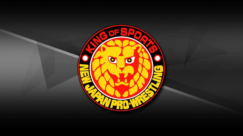 new japan pro-wrestling NJPW LOGO