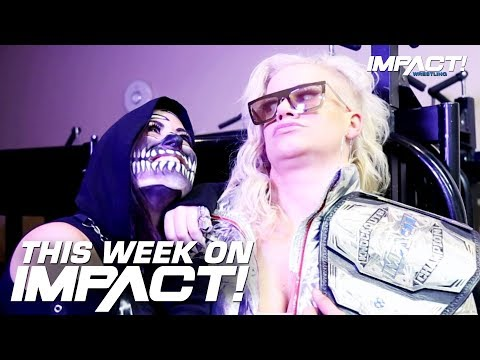 Rosemary REJECTS Taya Valkyrie's Provide! | THIS WEEK on IMPACT Wrestling