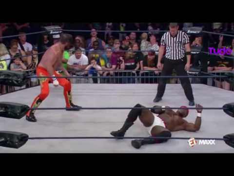 "Bobby Lashley vs. ""The Miracle"" Mike Bennett – TNA Impact no Esporte Interativo"