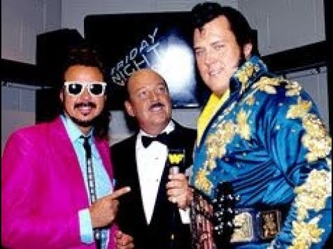 Wrestling Shoot Interview Honky Tonk Man on Backstage Fights