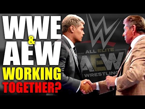 Historic WWE Employee Claims WWE and AEW Are Secretly Working Collectively!