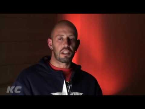 Justin Credible: Pick Van Dam Changed into In a League of His Have & ECW TV Title Reign