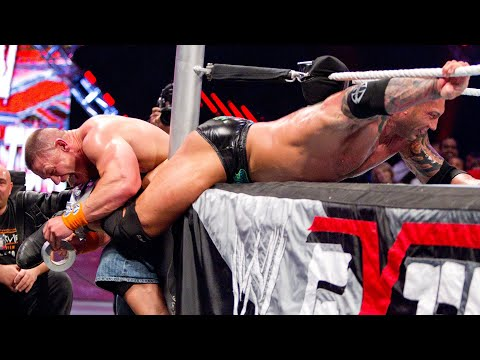 Basically the most intense WWE Disagreeable Tips fits: WWE Playlist