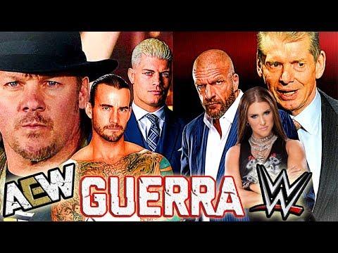 AEW: la FEDERAZIONE che VUOLE DISTRUGGERE la WWE