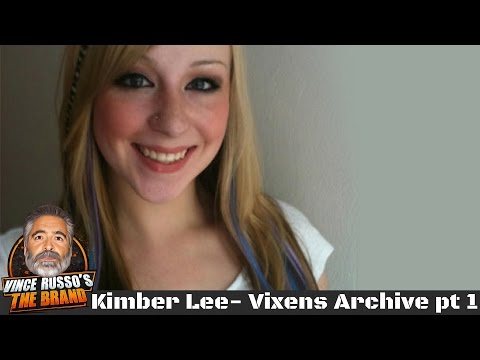 Kimber Lee Abbey Laith Shoot Interview w/ Vince Russo Piece 1 – Vixens Who Rule Archive