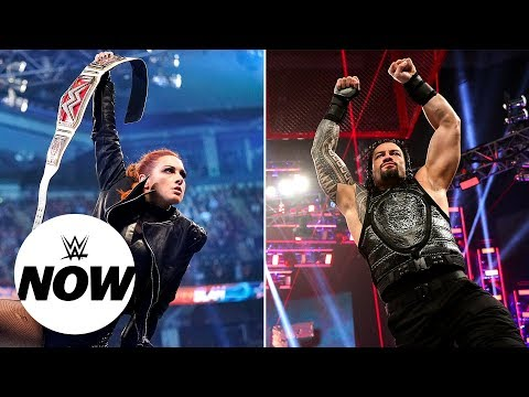 Fats recap of Night 1 of 2019 WWE Draft: WWE Now