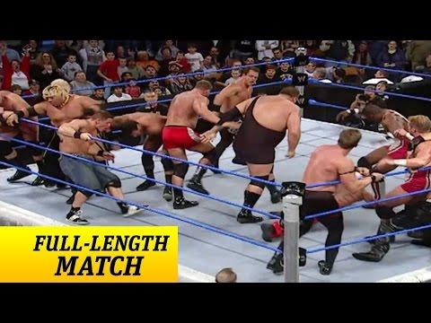 WWE 20-Man Battle Royal SMACKDOWN! 2003 (Section 2/3)