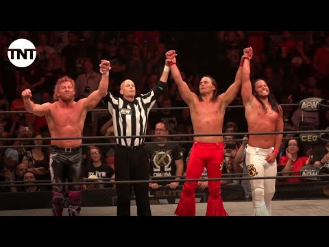 All Elite Wrestling is coming to TNT on October 2nd