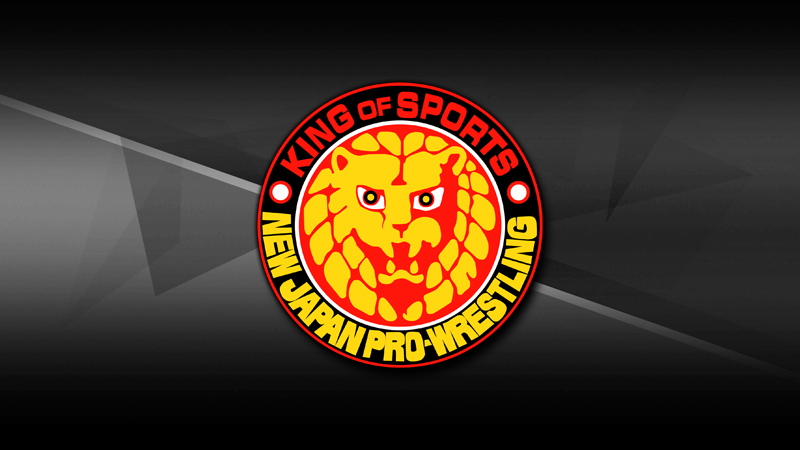 new japan pro-wrestling NJPW LOGO