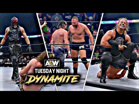 AEW Dynamite 16th October 2019 Highlights – AEW Dynamite Highlights