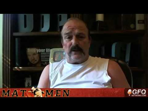 """Jake """"The Snake"""" Roberts Shoot Interview 2013"""