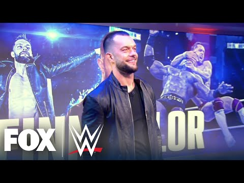 Finn Balor on his NXT heel turn: 'The Prince is abet' | WWE BACKSTAGE | WWE ON FOX