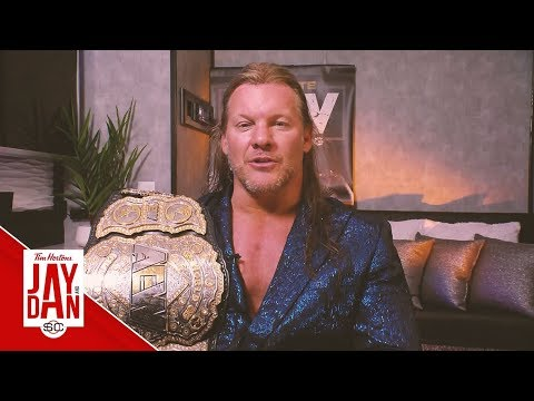Chris Jericho joins Jay and Dan to point to the differences between AEW and other organizations