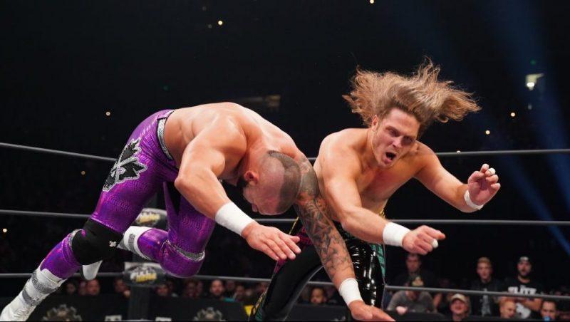 Joey Janela vs. Shawn Spears