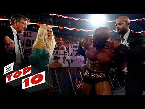 High 10 Raw moments: WWE High 10, Dec. 2, 2019