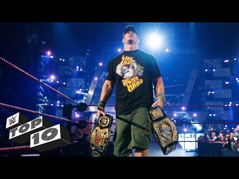 Double Champions: WWE High 10, Aug. 26, 2019