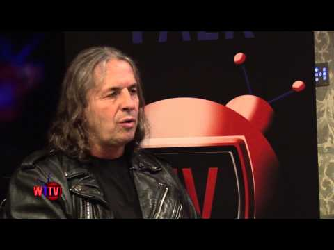 Bret Hart shoots on Hogan, Bischoff, Russo and Styles – Pleasing have to see video!