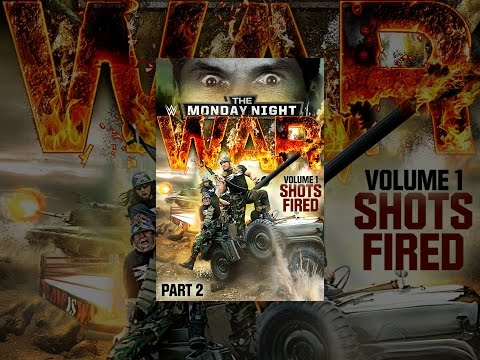 WWE: Monday Evening Warfare: Volume 1 – Photos Fired Phase 2