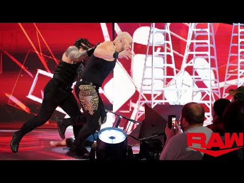 WWE 10 January 2020 – Roman Reigns Entirely Destroyed King Corbin