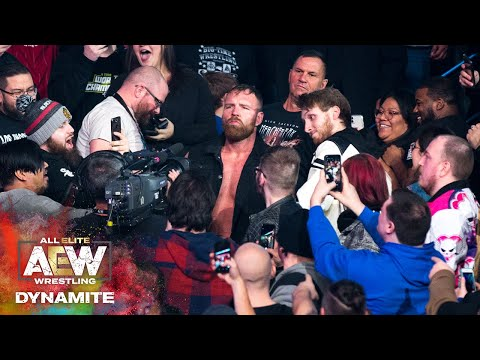 #AEW DYNAMITE EPISODE 9: WAS JERICHO ABLE TO RETAIN & WHAT DID JON MOXLEY THINK?