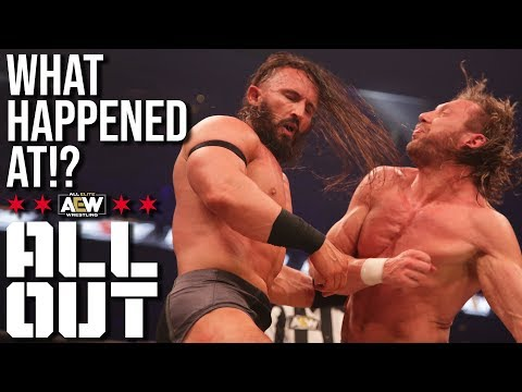 What Came about At AEW All Out