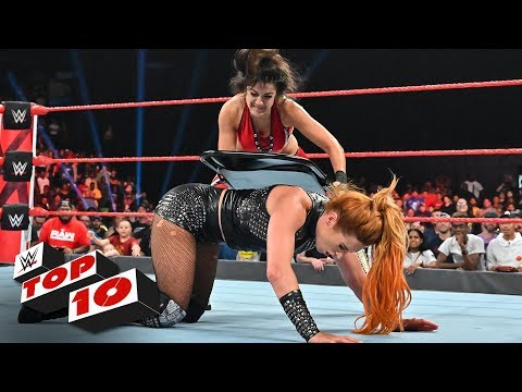 High 10 Raw moments: WWE High 10, Sep. 2, 2019