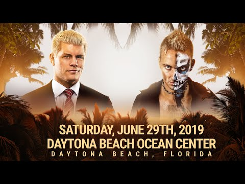 [FULL MATCH] CODY vs DARBY ALLIN – Take into myth the Rematch LIVE this Wed, Jan 1st on AEW Dynamite at 8/7c