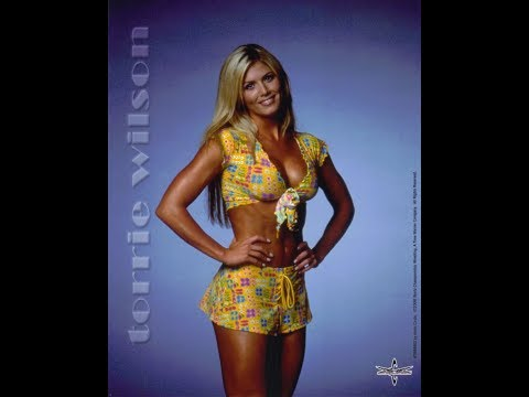 2008 Torrie Wilson Shoot Interview Part 1