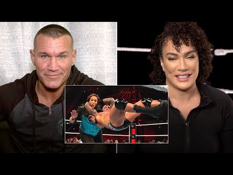 Orton and Jax react to THAT Royal Rumble 2d: WWE Playback