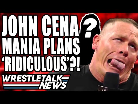 WWE Accused Of Contract Tampering! John Cena WrestleMania Plans 'Ridiculous'! | WrestleTalk News