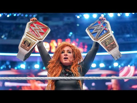 Becky Lynch's meteoric upward thrust to changing into The Man: WWE Playlist