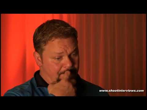 Shane Douglas on Heat Between Dory & Terry Funk