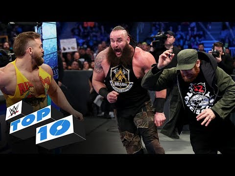 High 10 Friday Evening SmackDown moments: WWE High 10, Feb. 7, 2020