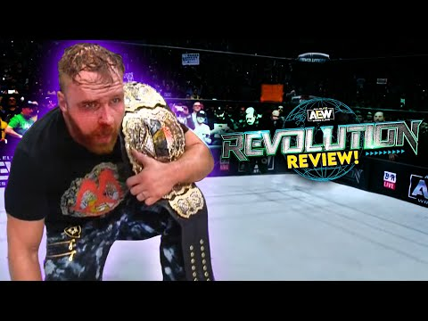 Jon Moxley WINS AEW World Title! | AEW Revolution 2020 Overview!