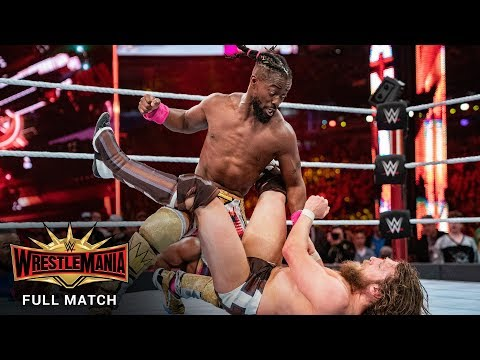 FULL MATCH – Daniel Bryan vs. Kofi Kingston – WWE Title Match: WrestleMania 35
