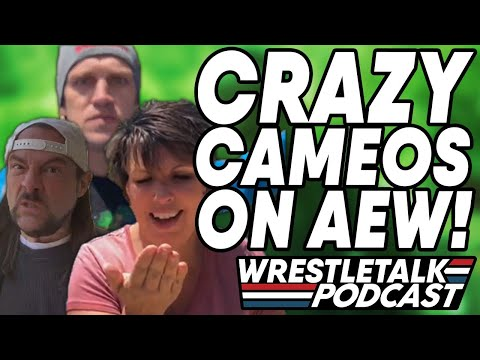 Who Can admire to soundless Face Jon Moxley?! Crazy AEW Cameos! AEW Dynamite Apr. 2020 Overview  WrestleTalk Podcast