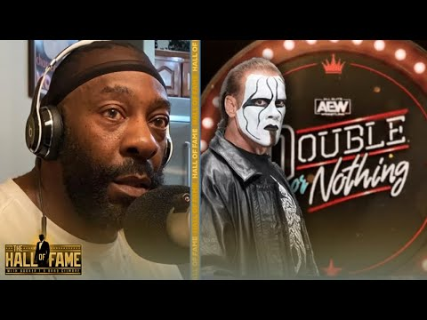 Is Sting Going to Battle in AEW?! – Booker T Weighs In