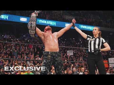 A LOOK BACK AT REVOLUTION AND YOUR NEW AEW WORLD CHAMPION JON MOXLEY | FEBRUARY 29, 2020